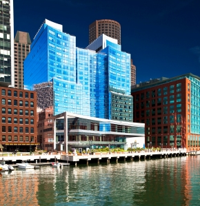 Hotel Exterior_Fort Point Channel View